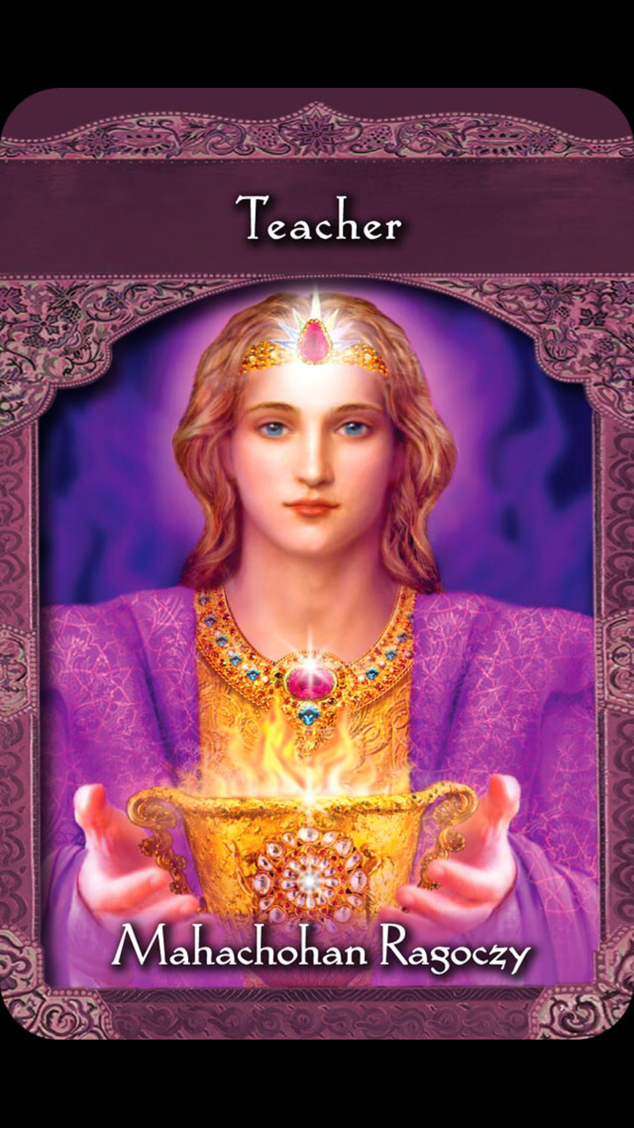 Weekly Angel Card Reading For October 27 Through November: Weekly Angel Card- Teacher