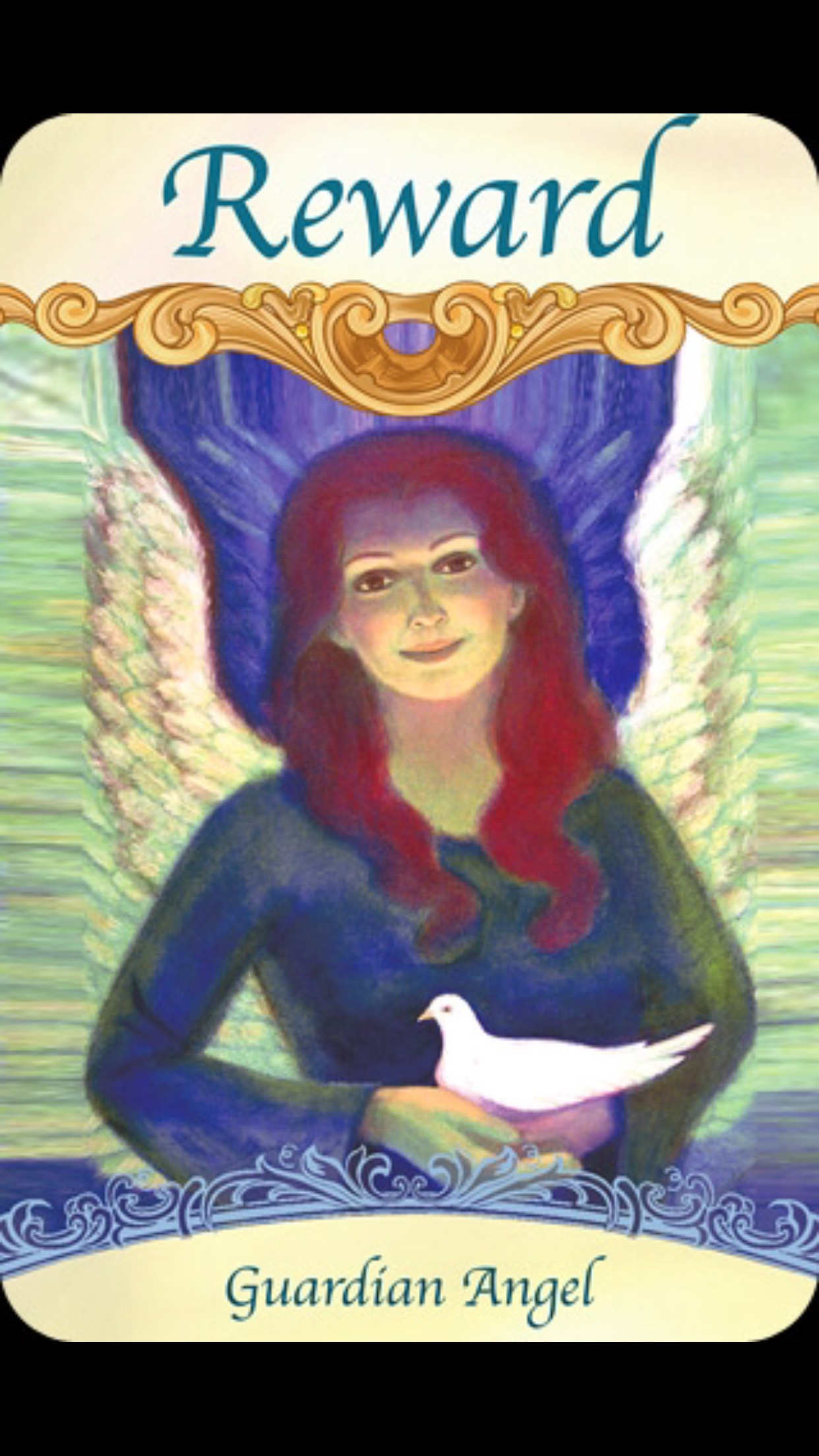 Weekly Angel Card Reading For October 27 Through November: Weekly Angel Card- Reward
